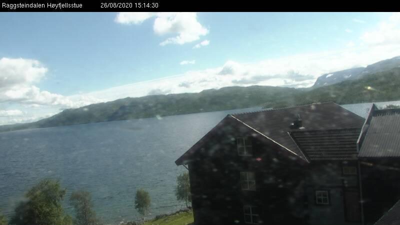 Webcam Raggsteindalen Høyfjellsstue, Hol, Buskerud, Norwegen